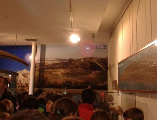 VISITA AL MUSEO DE CIENCIAS NATURALES DE LA FUNDACIÓN AGUILAR Y ESLAVA