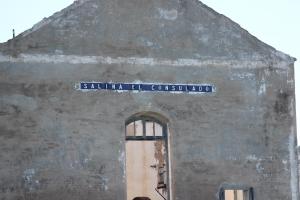 Salina el Consulado en ruinas