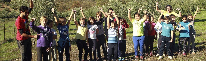 Campamento bilingüe del Hombre Primitivo - Explora Natura
